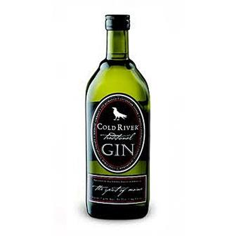 Cold River Traditional Gin (potato based) 47% 75cl thumbnail
