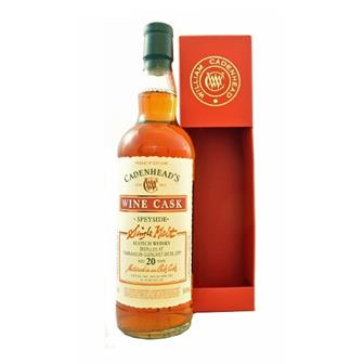 Tamnavulin Glenlivet 20 years old Cadenheads Chateau Lafite 50.8% 70cl thumbnail