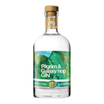 Pilgrim & Galaxy Hop Cornish Gin Pocketful of Stones 70cl thumbnail