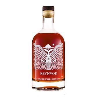 Keynvor Cornish Spiced Honey Rum 70cl thumbnail
