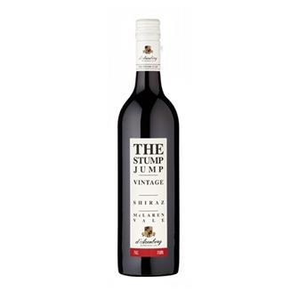The Stump Jump Shiraz 2017 d'Arenberg 75cl thumbnail