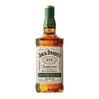 Jack Daniel's Tennessee Straight Rye Whiskey 70cl thumbnail