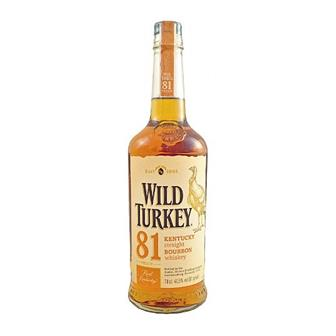 Wild Turkey Bourbon 40.5% 70cl thumbnail