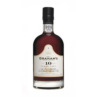 Grahams 10 years old Tawny Port 20% 75cl thumbnail