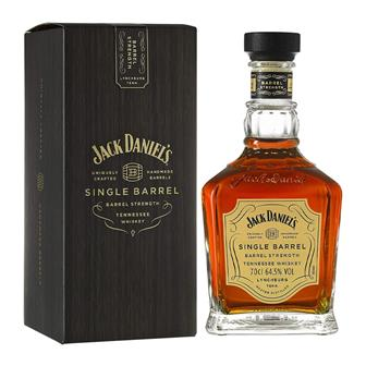 Jack Daniels Single Barrel Barrel Strength 64.5% 70cl thumbnail
