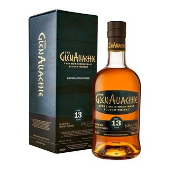 GlenAllachie 13 Year Old Madeira Wood Finish 70cl thumbnail
