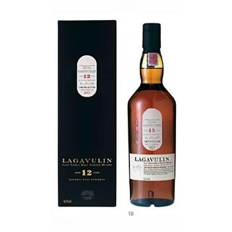 Lagavulin 12 years old 2012 Limited edition 56.1% 70cl thumbnail