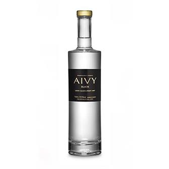 Aivy Black Vodka Blackcurrant and Mint 70cl thumbnail