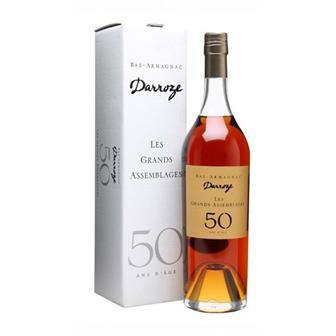 Darroze Bas Armagnac 50 years old Les Grand Assemblages 42% 70cl thumbnail