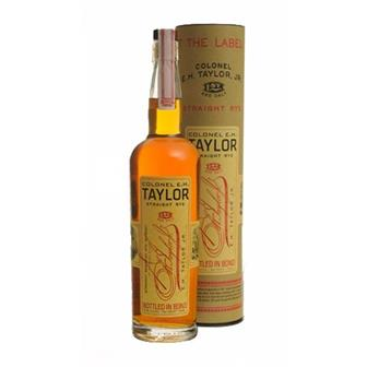 EH Taylor Straight Rye Whiskey 50% 75cl thumbnail