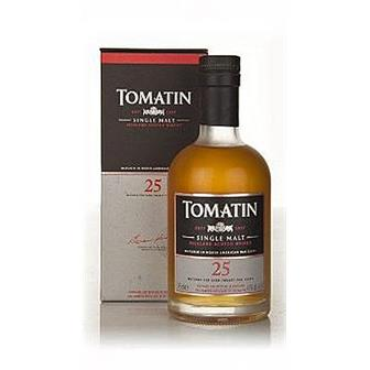 Tomatin 25 years old 43% 35cl thumbnail