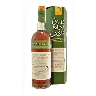 Glenglassaugh 25 years old 1984 Old Malt Cask 50% 70cl thumbnail