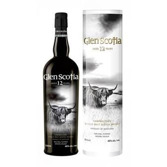 Glen Scotia 12 years old 46% 70cl thumbnail