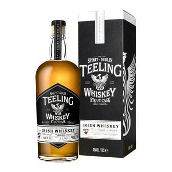 Teeling Stout Cask Finish Irish Whiskey 70cl thumbnail