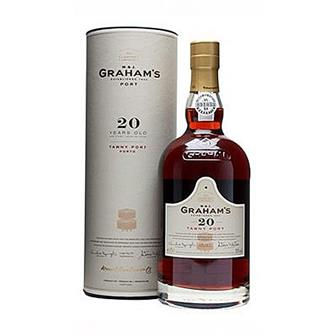 Grahams 20 Year Old Tawny Port 75cl thumbnail