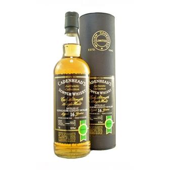 Glenallachie-Glenlivet 16 years old 1992 Cadenheads 60.8% 70cl thumbnail