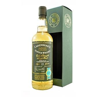 Tobermory 15 years old 1996 Cadenheads 53.7% 70cl thumbnail