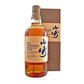 Suntory Yamazaki Bourbon Barrel 48% 2012 Bottling thumbnail