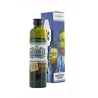 Absente Van Gogh Gift Box With Absinthe Spoon 55% 10cl thumbnail