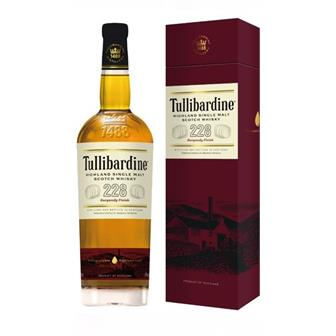Tullibardine 228 Burgundy Finish 43% 70cl thumbnail
