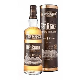 Benriach 17 years old Septendecim Peated Malt 46% 70cl thumbnail