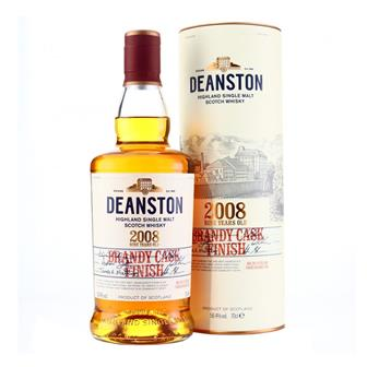 Deanston 9 Year Old 2008 Brandy Cask Finish 70cl thumbnail