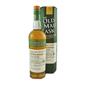 Ben Nevis 16 years old 1996 Old Malt Cask. 50% 70cl thumbnail