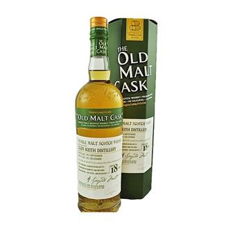 Glen Keith 1993 18 years old Old Malt Cask 50% 70cl thumbnail