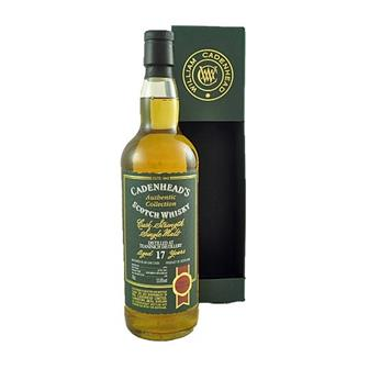 Teaninich 17 years old 1993 Cadenheads 53.8% 70cl thumbnail