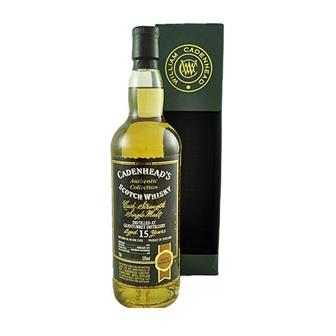 Glenturret 15 years old 1995 Cadenhead 53% 70cl thumbnail