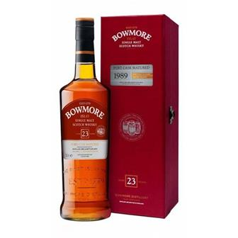 Bowmore 1989 Port Cask 50.8% 70cl thumbnail