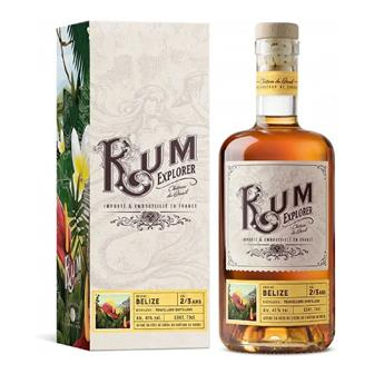Rum Explorer Belize Travellers Distillers 2/3 Year Old Rum 70cl thumbnail
