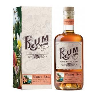Rum Explorer Trinidad Angostura Distillers 3/5 Year Old Rum 70cl thumbnail