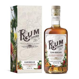 Rum Explorer Caribbean Blend Rum 70cl thumbnail