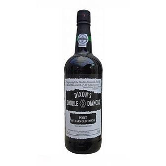Dixons Double Diamond 10 years old Tawny Port 20% 75cl thumbnail
