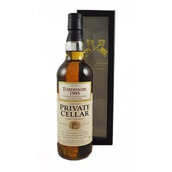 Tobermory 1995 Private Cellar Bottled 2008 43% 70cl thumbnail