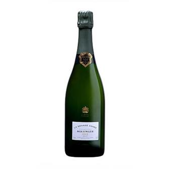 Bollinger La Grande Annee 2004 Champagne 12% 75cl thumbnail