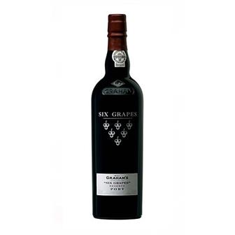 Grahams Six Grapes Reserve Port 20% 75cl thumbnail