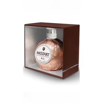 Mozart Chocolate Rose Gold Cream 17% 70cl thumbnail
