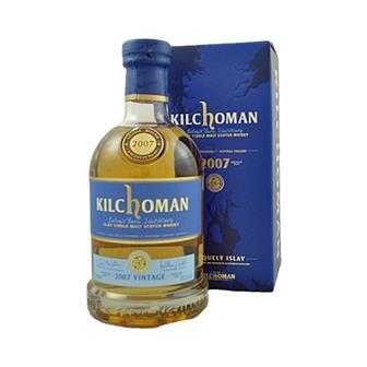 Kilchoman 2007 Vintage 46% 70cl thumbnail