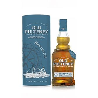 Old Pulteney Navigator 46% 70cl thumbnail