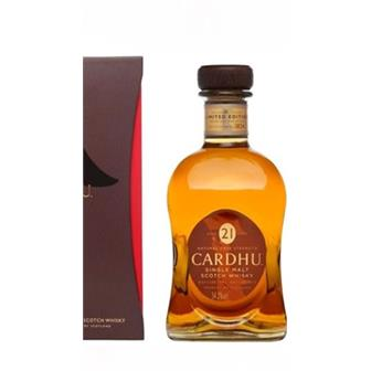 Cardhu 21 years old 1991 Special release 2013 54.2% 70cl thumbnail