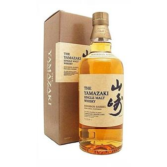 Suntory Yamazaki Bourbon Barrel Bottled 2013 48% 70cl thumbnail