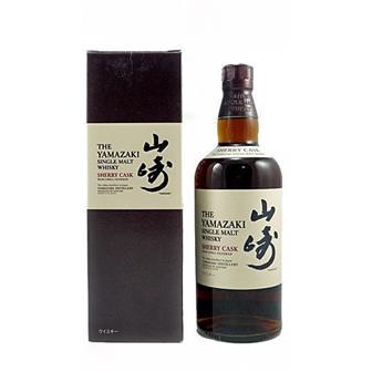 Suntory Yamazaki Sherry Cask Bottled 2013 48% 70cl thumbnail