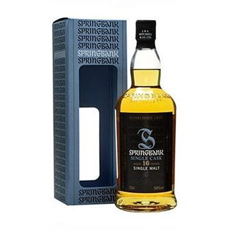Springbank 16 years old Madeira 56% 70cl thumbnail