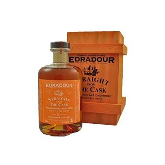 Edradour 10 years old Marsala Cask Straight from the Cask 57% 50cl thumbnail