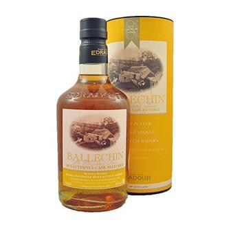 Edradour Ballechin Sauternes Cask #8 Heavily Peated 46% 70cl thumbnail