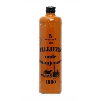 Filliers 38 Oude Jenever 5 years old 38% 70cl thumbnail