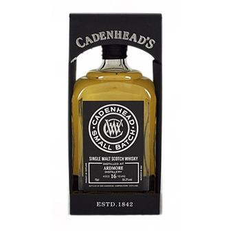 Ardmore 16 years old 55.2% vol Cadenhead Small Batch 70cl thumbnail