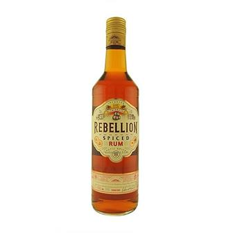 Rebellion Spiced Rum 37.5% 70cl thumbnail